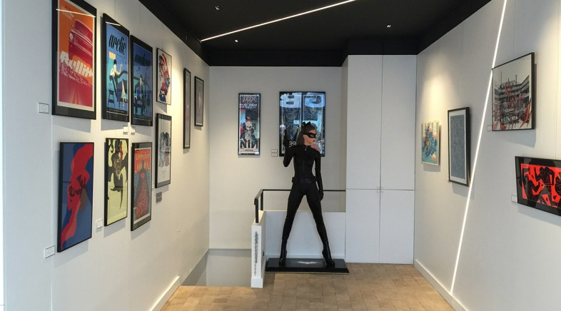 French Paper Gallery – Opening ! Ouverture !