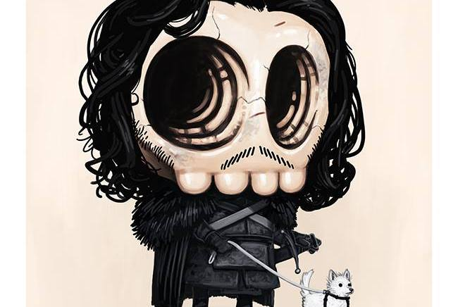 Mike Mitchell – Exclusive San Diego Comic Con Prints