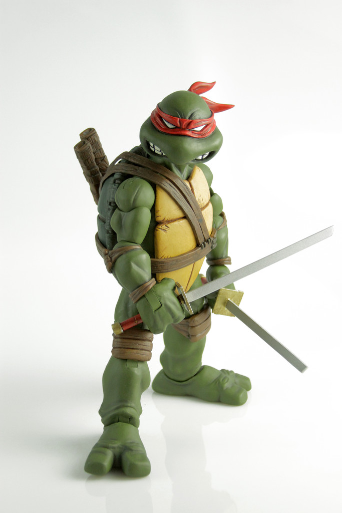 Teenage Mutant Ninja Turtles 1:6 Scale Figures