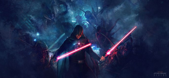 Guillem Pongiluppi - Star Wars VS Aliens 2