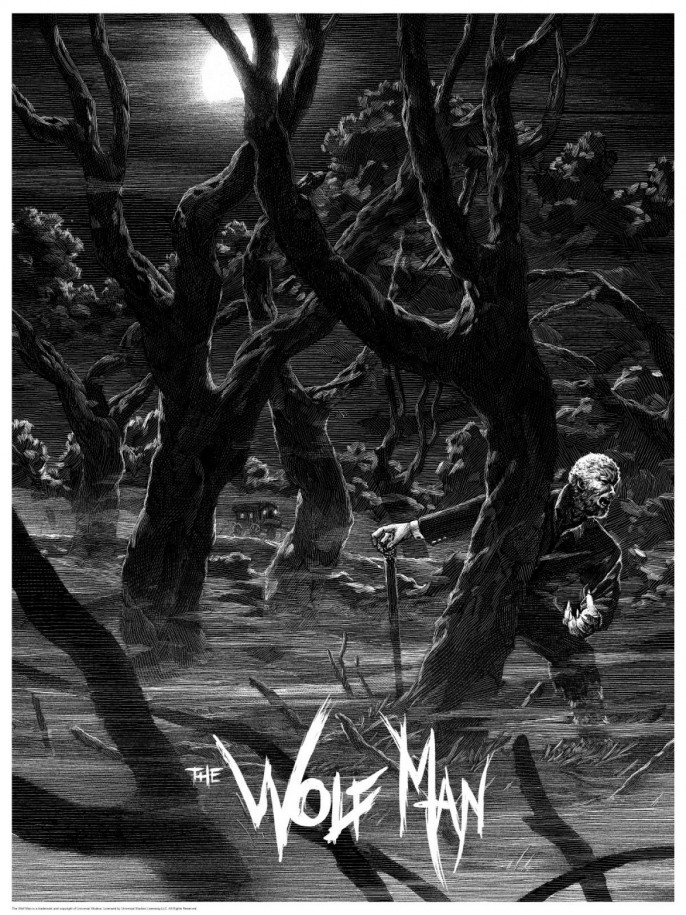 Nicolas Delort - The Wolf Man