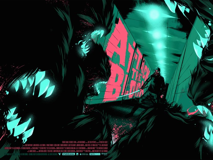 Matt Taylor - Attack the Block