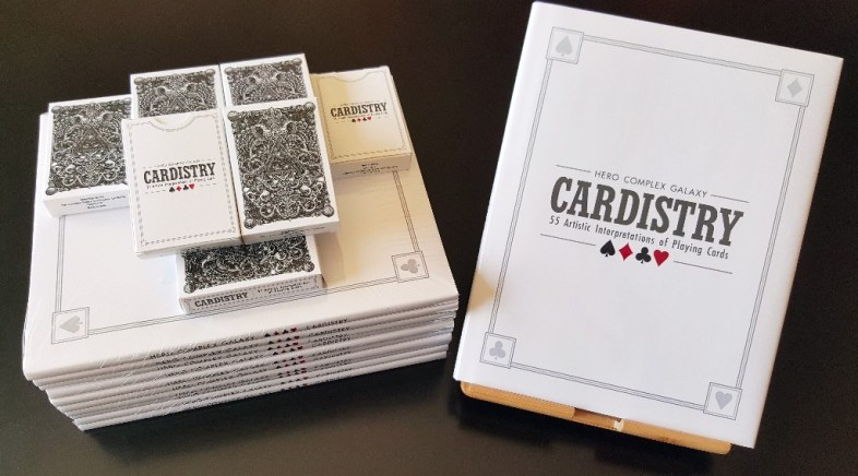 Cardistry – 55 Artists Redesigning Playing Cards at the Hero Complex Gallery