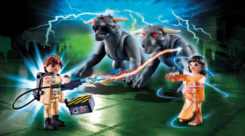 Playmobil Ghostbusters Are on their Way !