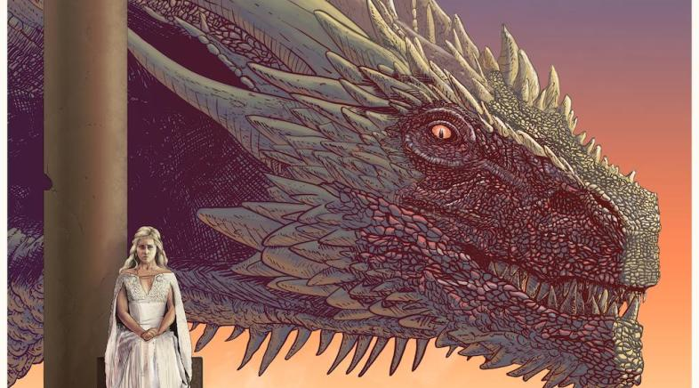 Winter is Here – A Game of Thrones Art Show at the Spoke Art Gallery
