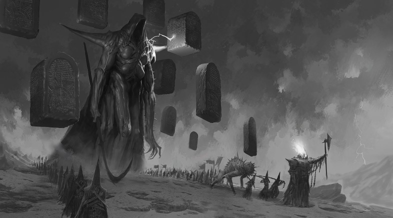 Le projet «Trench Crusade» de Mike Franchina