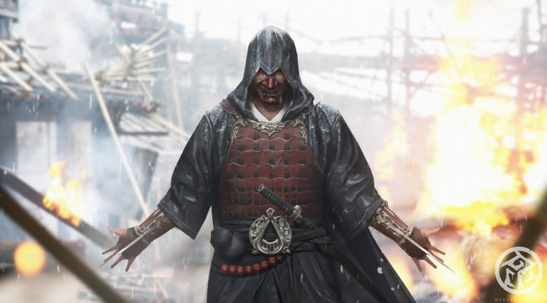 Portfolio | Assassin's Creed Ronin par Aboy Ningthouja