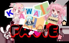Kawaii Favie Logo