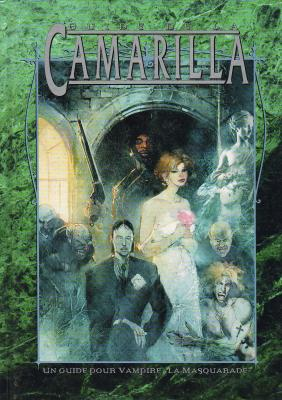 Supplément proposer pour la Camarilla qui pratique la Mascarade