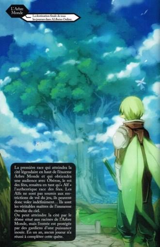 L'arbre-monde au centre d'Alfheim online