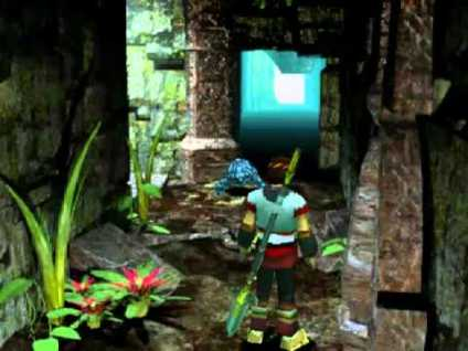 Les décors sont riches et varient grandement d'une partie à l'autre de la forêt