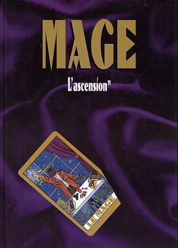 Visuel de la base de Mage : l'Ascension