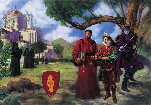 L'État d'Avalon et ses représentants