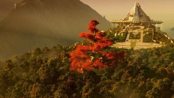 L'Ellcrys et le royaume des elfes