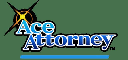 Logo de la série Ace Attorney