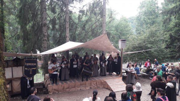 Le groupe musical de Condor