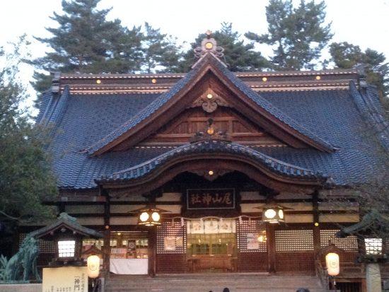 L'Oyama Jinja Shrine