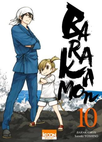 Tome 10 de Barakamon - Maître Handa et Naru
