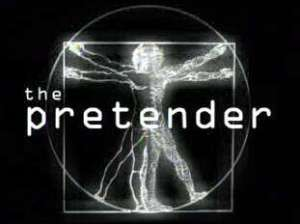 Le logo anglais de la série le Caméléon