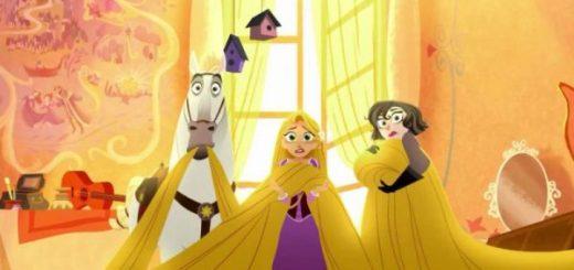 Maximus, Raiponce et Cassandra, des cheveux plein les bras ou la gueule