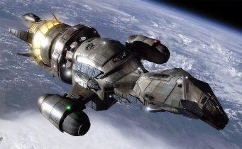 Serenity, le vaisseau de la série Firefly