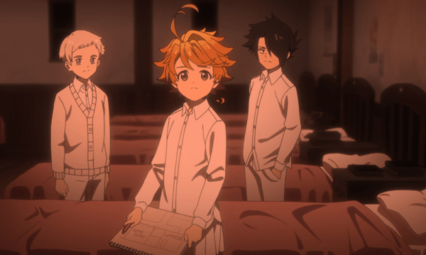 The Promised Neverland - Protagonistes