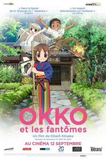 Okko et les fantômes - Affiche