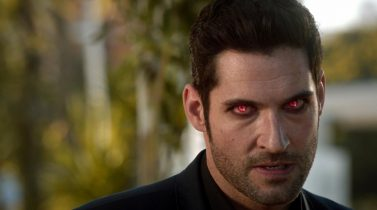 Lucifer et son regard de Diable