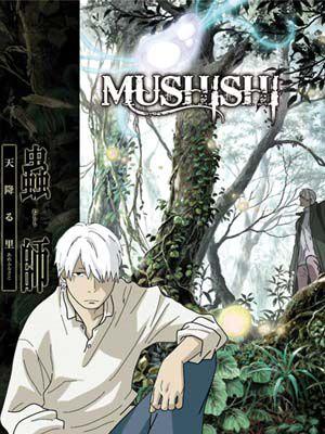 Mushishi - anime