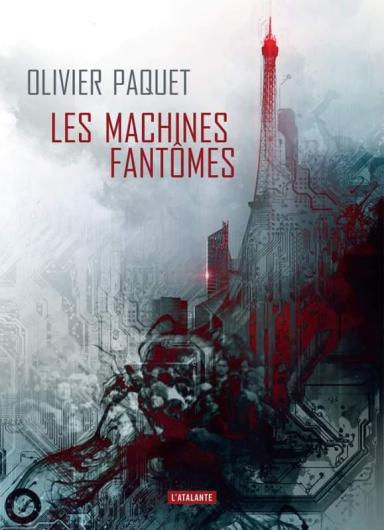 Couverture du livre Les machines fantômes