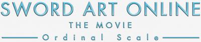 Sword Art Online: Ordinal Scale logo