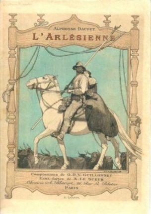 """""""L'Arlésienne"""" d'Alphonse Daudet"""