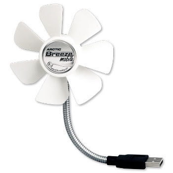 Ventilateur USB Arctic Cooling Breeze Mobile