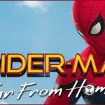 Spider-Man Far From Home au cinéma en juillet 2019