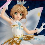 Good Smile Company - Sakura Kinomoto Hello Brand New World 1/7 Complete Figure (Cardcaptor Sakura: Clear Card)