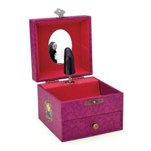 Sekiguchi - Boite à bijoux/ à papier - Le voyage de Chihiro