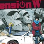 Dimension W s'achèvera en 16 tomes
