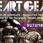 Heart Gear arrive le 3 octobre chez Ki-oon !