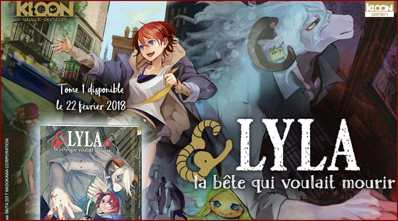 Lyla et la bête qui voulait mourir