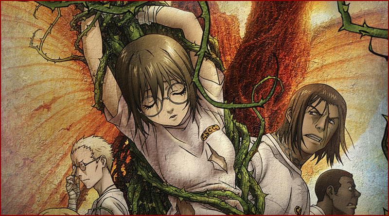 King Of Thorn, Ibara no Ou : le roi des ronces