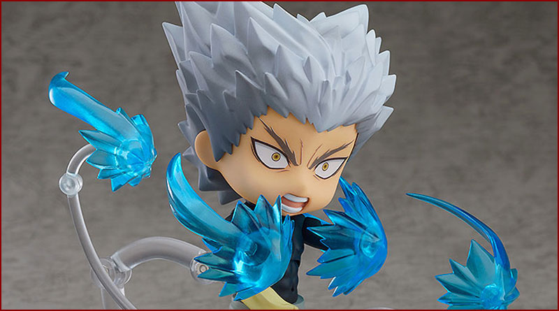 Nendoroid - Garou Super Movable Edition (One-Punch Man)