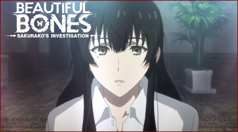 Beautiful Bones : Sakurako's Investigation