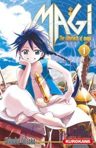 Magi – The Labyrinth of Magic