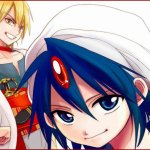 Magi – The Labyrinth of Magic