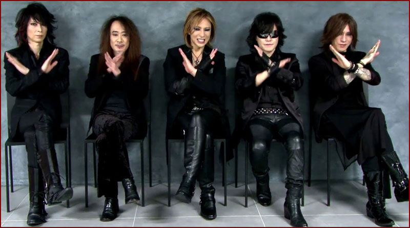 X Japan [Groupe]
