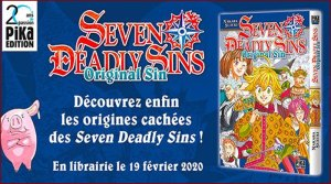 Seven Deadly Sins - Original Sin