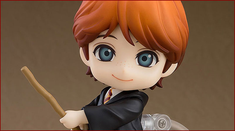 Nendoroid - Ron Weasley (Harry Potter)