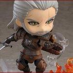 Nendoroid - Geralt (The Witcher 3 Wild Hunt)
