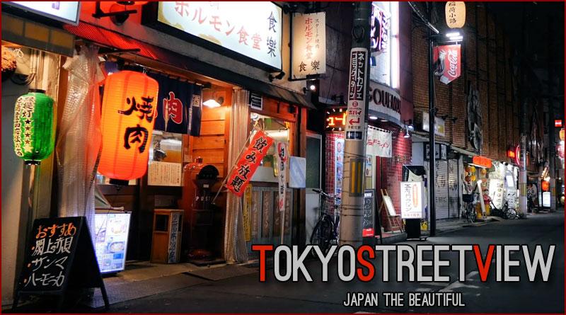 TokyoStreetView