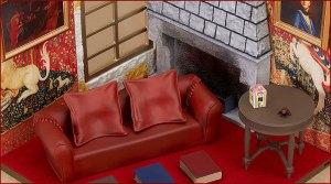 Nendoroid Play Set - 08 - Harry Potter Gryffindor Common Room (Harry Potter)